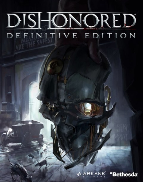 """Via Facebook: """"Need your #Dishonored fix before next year? Definitive Edition for Xbox One and PlayStation 4 arrives in August! #BE3"""""""