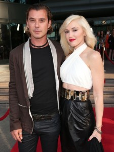 """Gavin Rossdale and Gwen Stefani attend the LA premiere of """"The Bling Ring"""" at the Director's Guild of America on Tuesday, June 4, 2013 in Los Angeles. (Photo by Todd Williamson/Invision/AP)"""