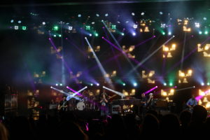 Counting Crows at Greek Theatre