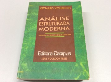 1990 | Análise Estruturada Moderna Edward Yourdon