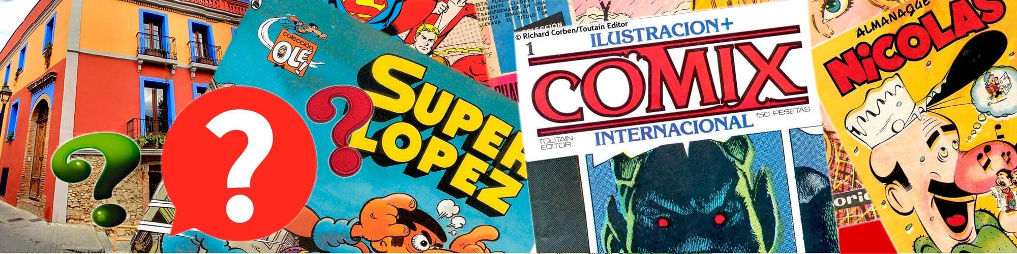Museo del cómic: quiénes somos