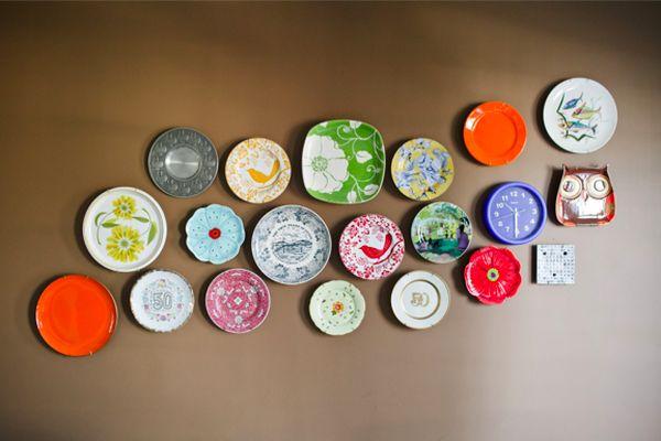 Декор стен картинами своими руками с помощью фото