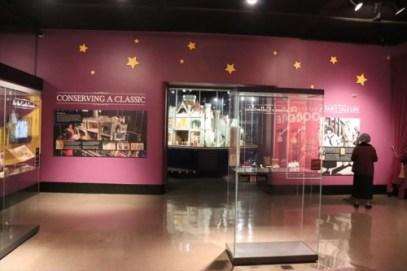 人形、ドールハウスの展示コーナー。科学館らしくないような気もしますが、きっと何か意味があるのでしょう