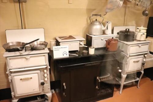 食事はこのような台所で作られていたようです