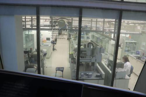研究室の様子が見えます
