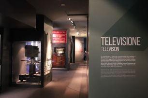 テレビの展示。ソニーのテレビも展示されていました