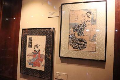 浮世絵の展示をはじめ日本の展示もかなり多かったです