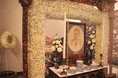 葬祭に関する展示