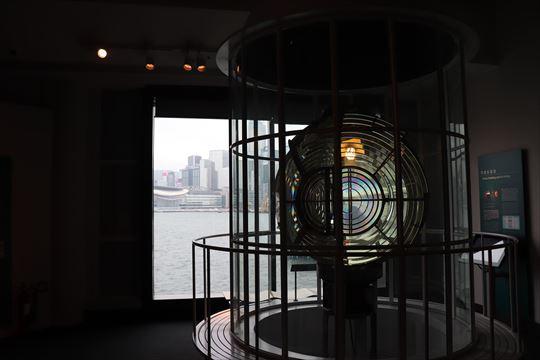 かつて使われていた灯台