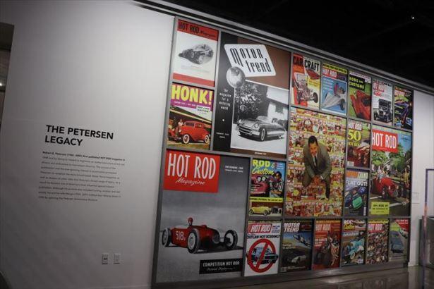 このミュージアムの創設者が出版していたカー雑誌