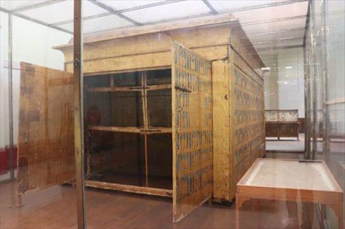 ツタンカーメンの副葬品