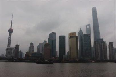 上海らしい風景