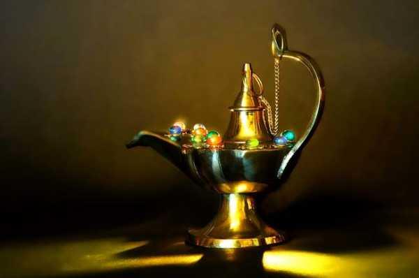 Краткое содержание волшебная лампа аладдина – «Волшебная ...