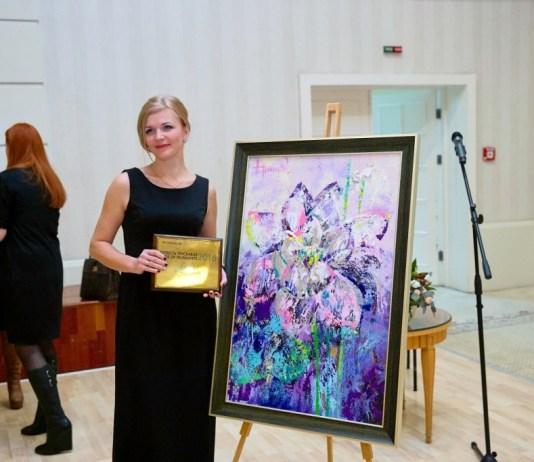 Наталя Поліщук, премія «Гордість Трускавця»-2016