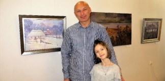 """Із відкриття виставки """"До витоків"""", 18.12.2019"""