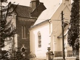 Римо-католицький костел, 1929 рік