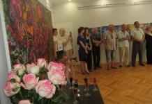 """Відкриття виставки """"Пробудження"""" Василя Лялюка, 20.06.2021"""