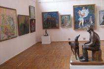 залы курганского областного художественного музея