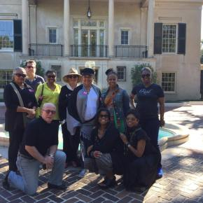 Art Excursion with Artist Renée Stout to Prospect.3 New Orleans, October 23 – 26, 2014.