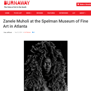 BURNAWAY Review: Zanele Muholi at the Spelman Museum of Fine Art in Atlanta