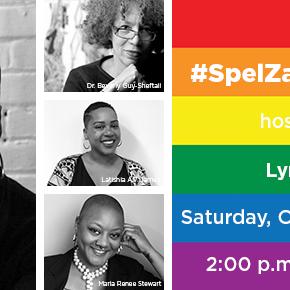 #SpelZanelePRIDE hosted by Lyrispect