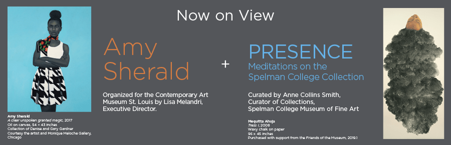 Amy Sherald + PRESENCE: Meditations on the Spelman College Collection