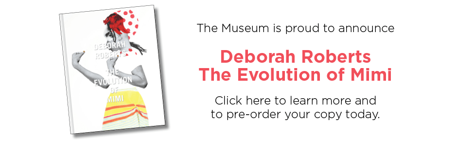 "Pre-Order ""Deborah Roberts: The Evolution of Mimi"""