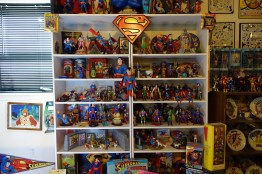 Superman Shelf