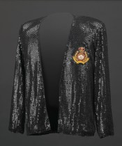 Jacket worn by Michael Jackson during Victory tour