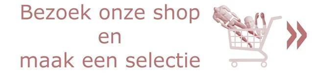 Bezoek onze museumfiguren shop en maak een selectie