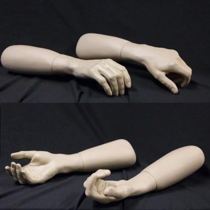 Sniperhands polyester