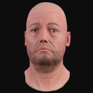 Realistic mens head | Airbrushed