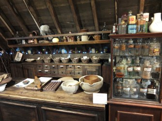 old-operating-theatre-herbs