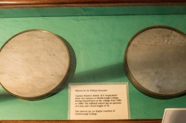Herschel Mirrors