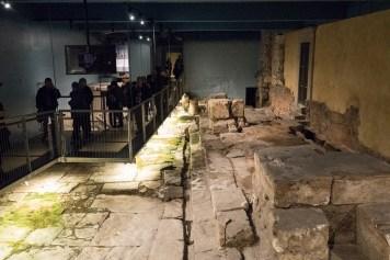 Roman Baths archaeology