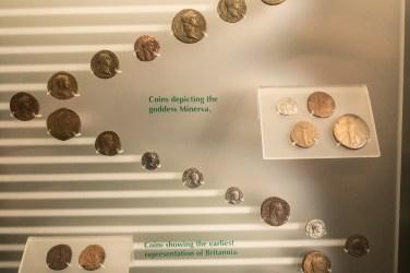 Roman Baths coin offerings