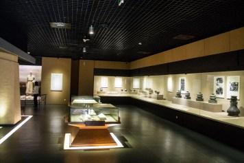 Baoji Bronzeware Museum gallery