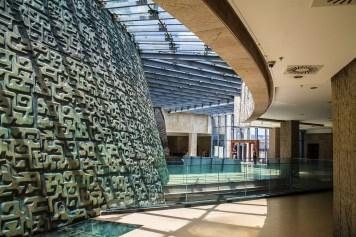 Baoji Bronzeware Museum inside