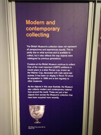 Desire Love Identity modern collecting British Museum