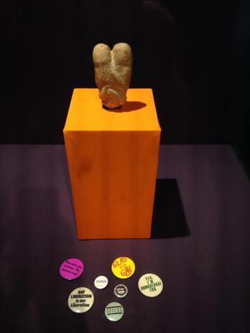 Desire Love Identity sculpture British Museum