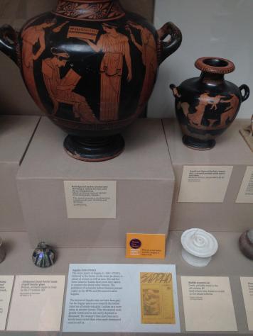 Desire Love Identity trail British Museum
