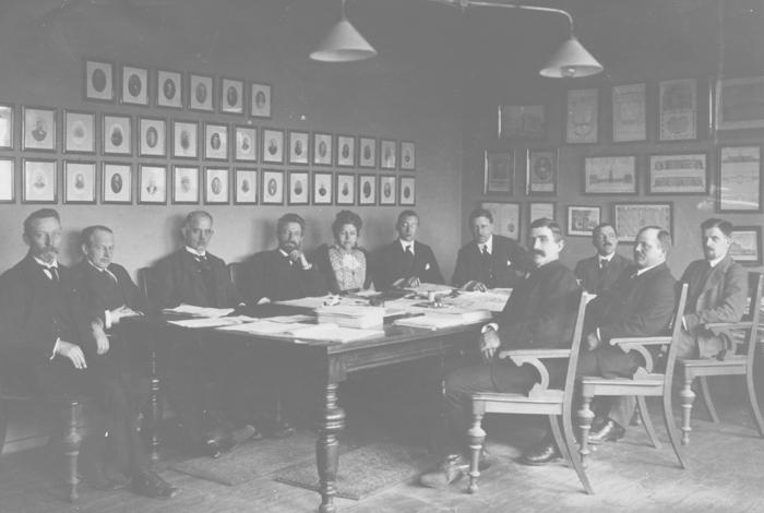 Hørsholm Sogneråd 1917-1921