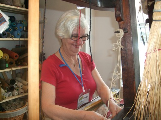 Janet - Hand Loom Weaver