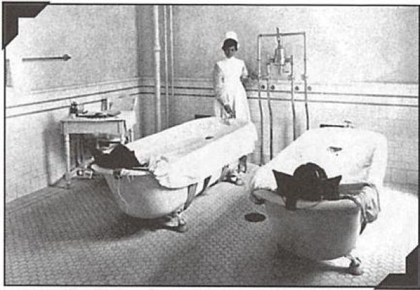 Nurse and Bath