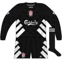 1993-94 Liverpool goalke