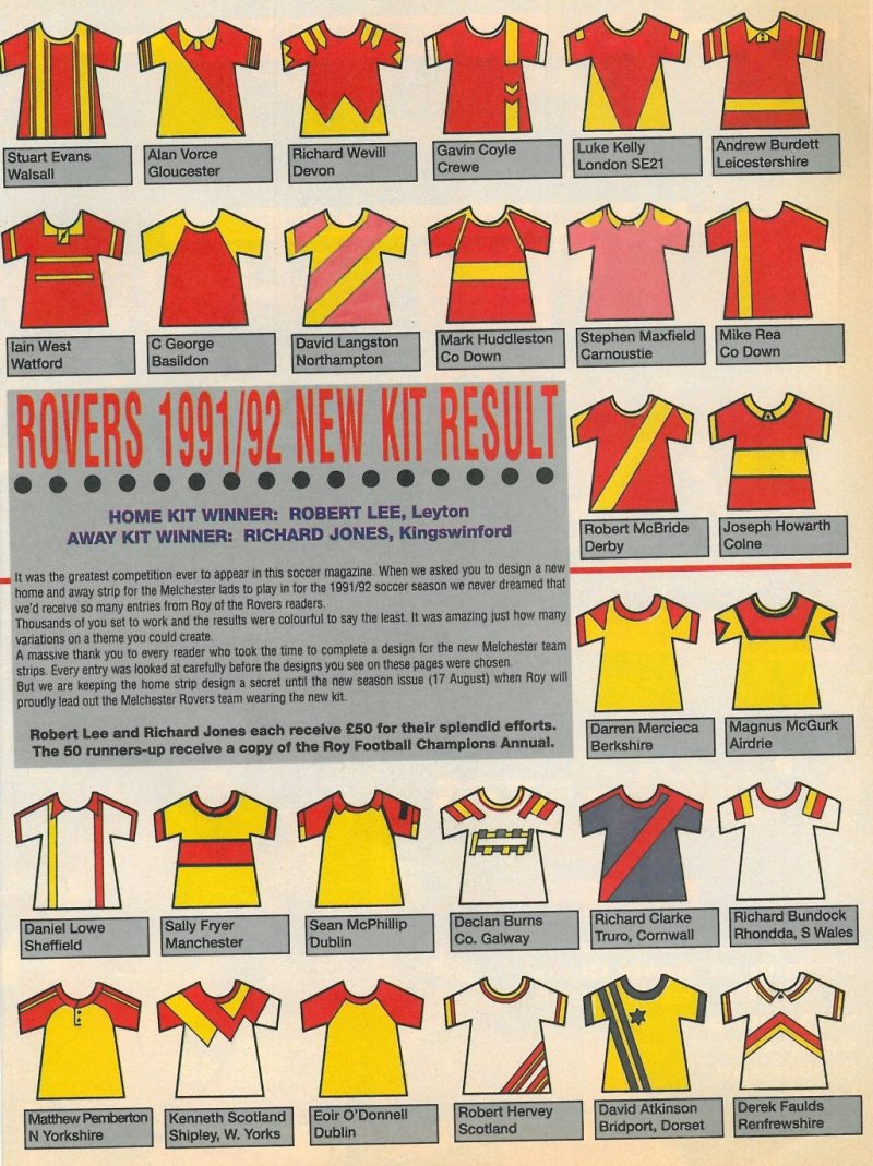 1991-Melchester-Roy-Of-The-Rovers-Kit-Design-Competition