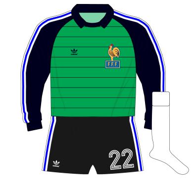 adidas-France-green-goalkeeper-shirt-jersey-1982-Ettori