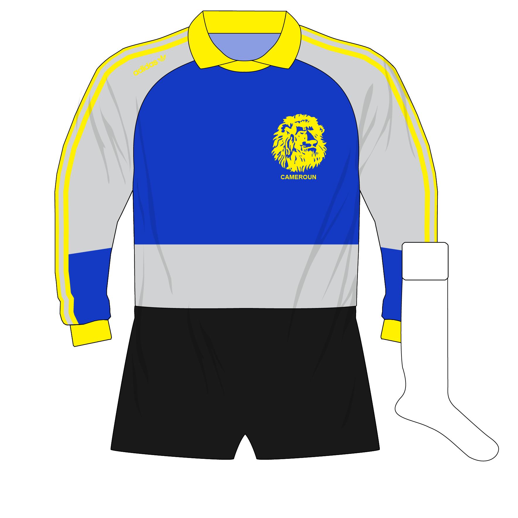 adidas-cameroun-blue-goalkeeper-shirt-jersey-maillot-1990-nkono