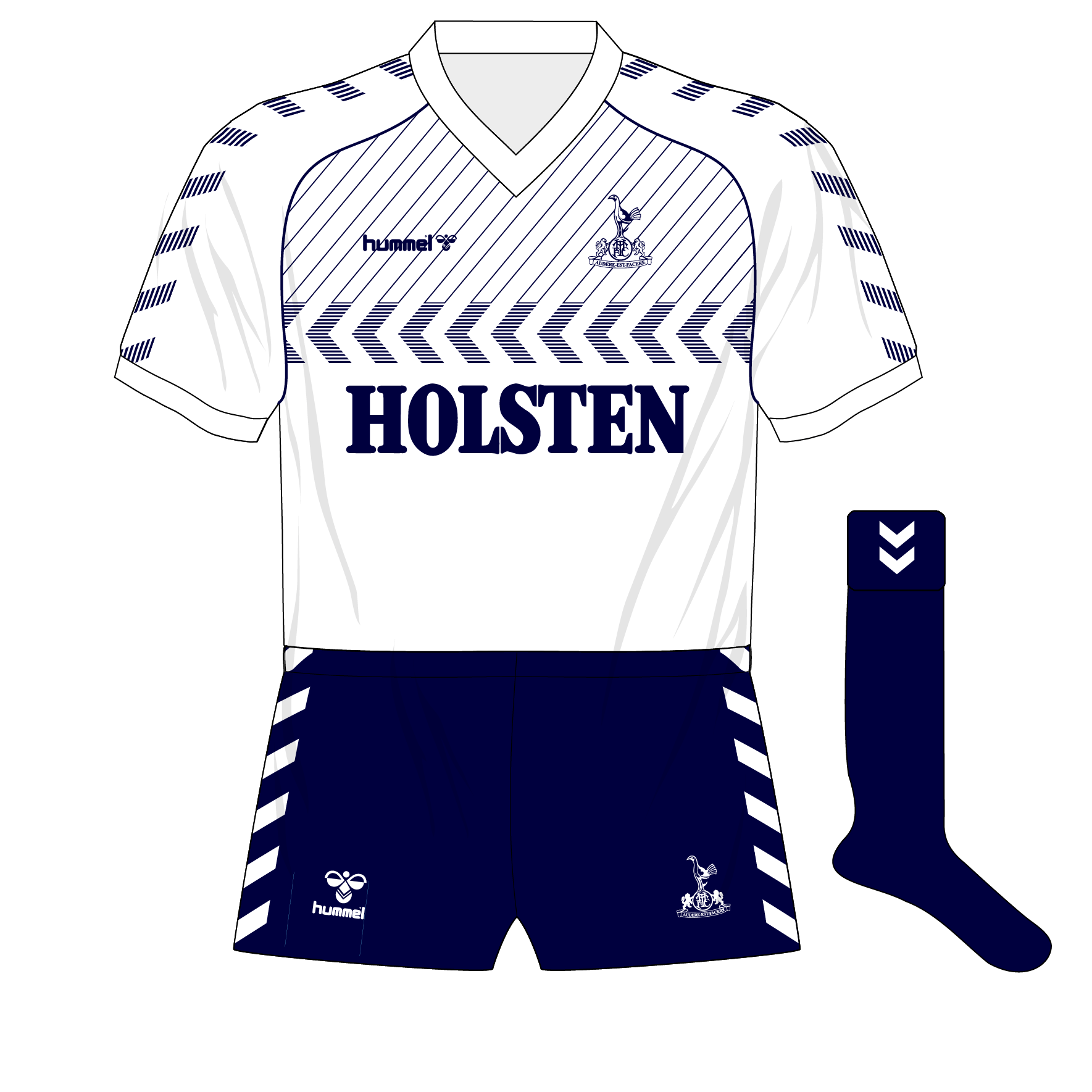 free shipping e2ddd 2022d Tottenham Hotspur: the Hummel years – Museum of Jerseys