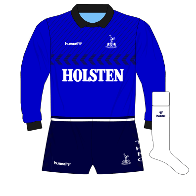 free shipping bd313 44a2d Tottenham Hotspur: the Hummel years – Museum of Jerseys